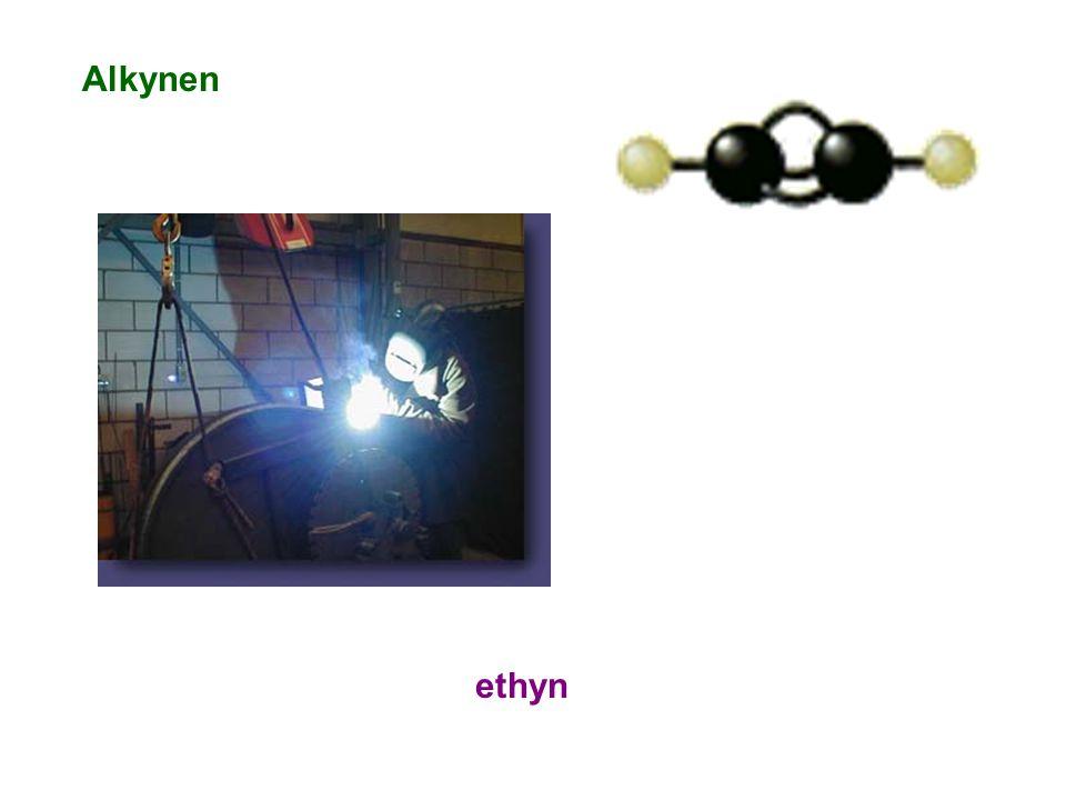 Alkynen ethyn