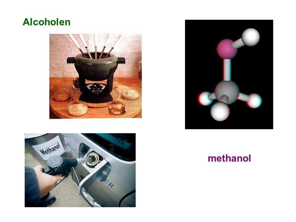 Alcoholen methanol