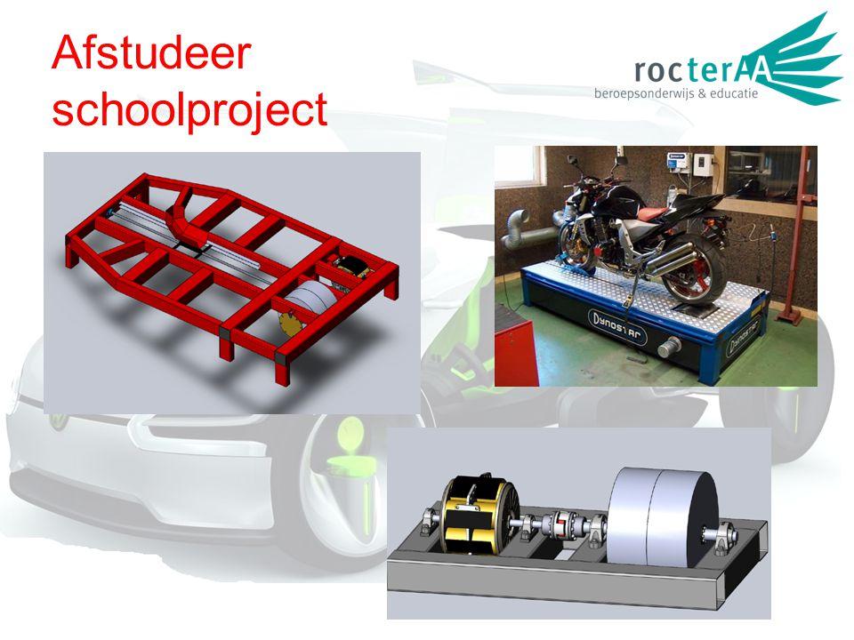 Afstudeer schoolproject