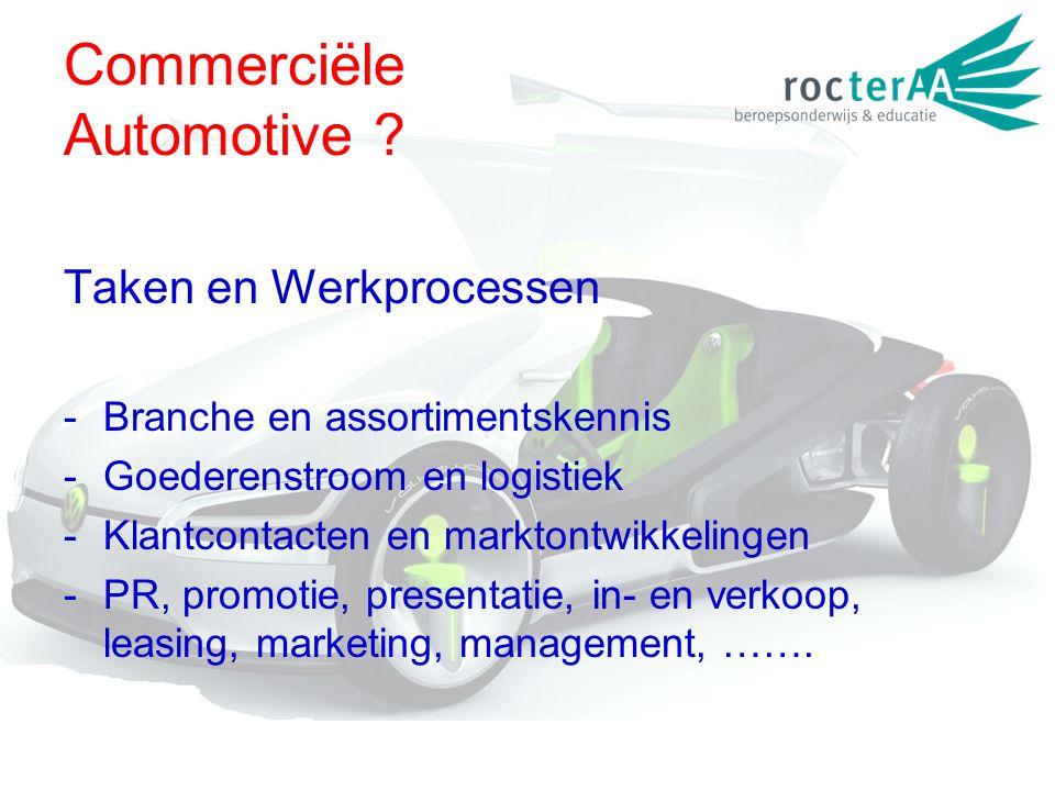 Commerciële Automotive