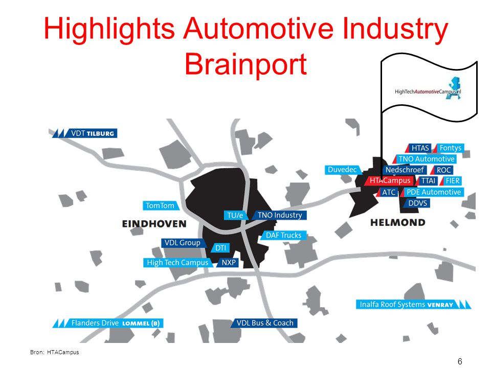 Highlights Automotive Industry Brainport