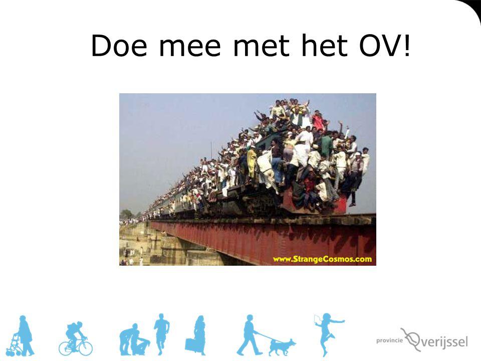 Doe mee met het OV! 5