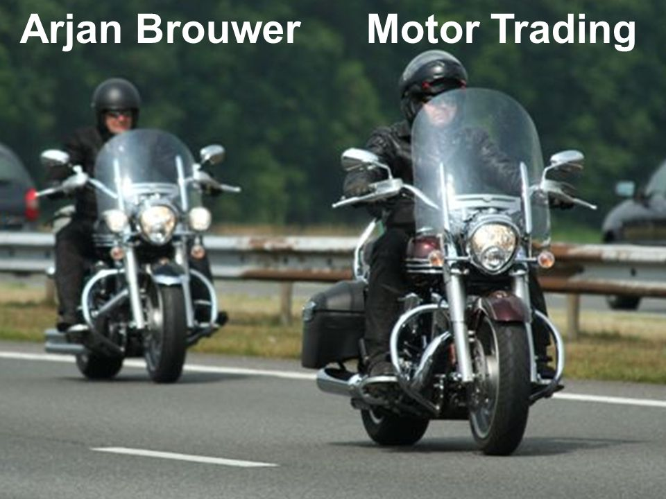 Arjan Brouwer Motor Trading