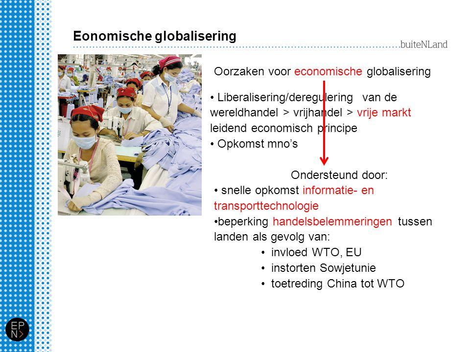 Eonomische globalisering