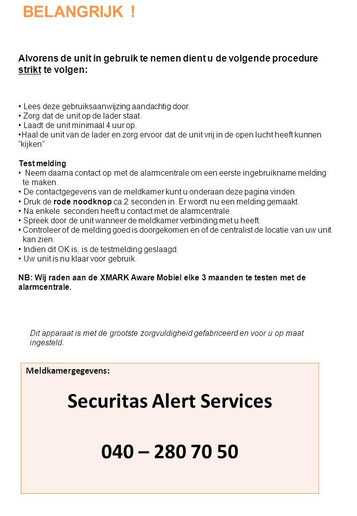 Securitas Alert Services