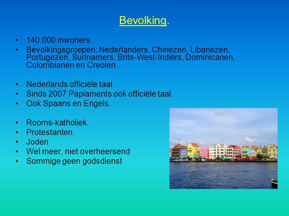 Bevolking. 140.000 inwoners.