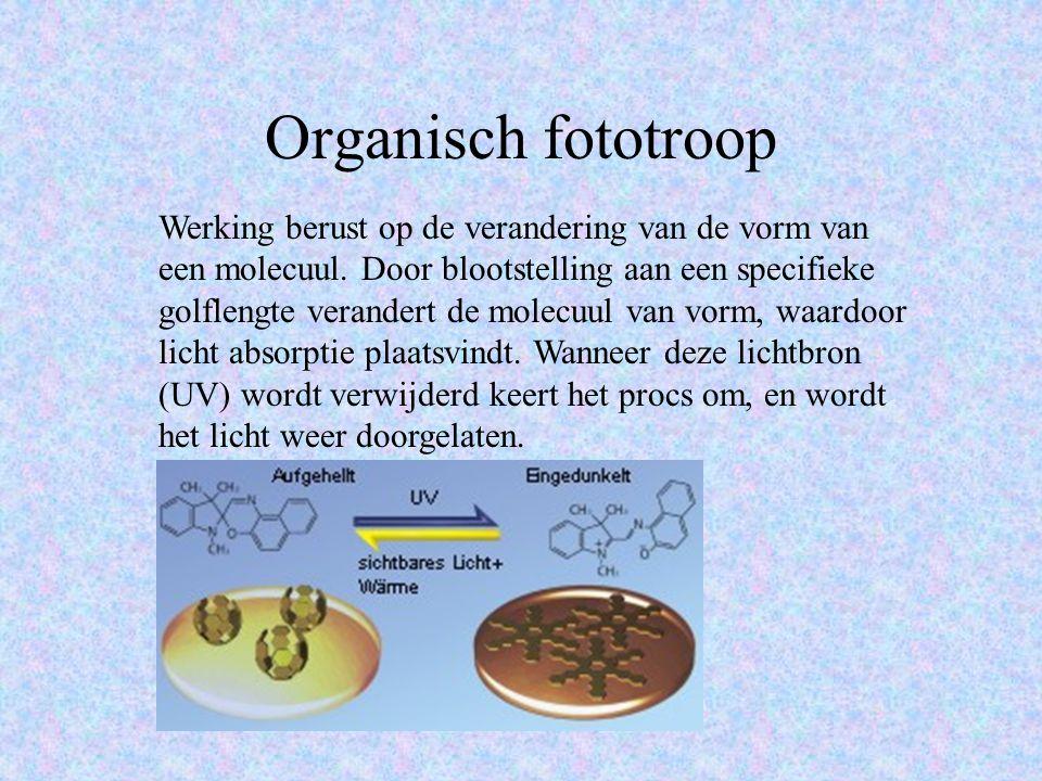 Organisch fototroop