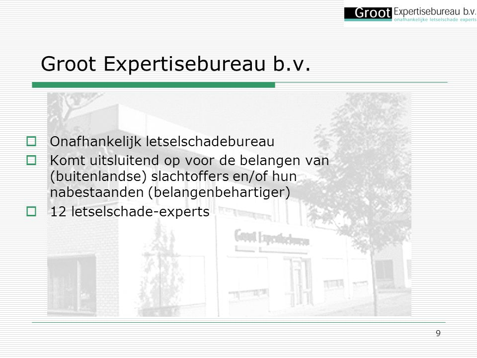 Groot Expertisebureau b.v.