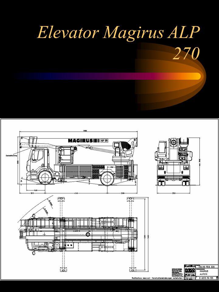 Elevator Magirus ALP 270