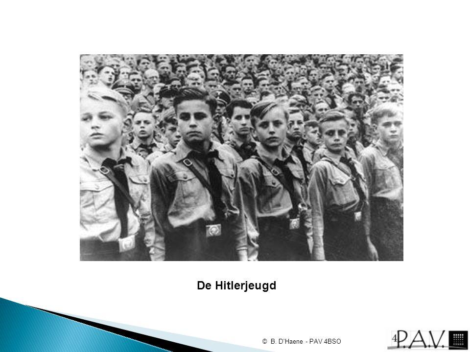 De Hitlerjeugd © B. D Haene - PAV 4BSO
