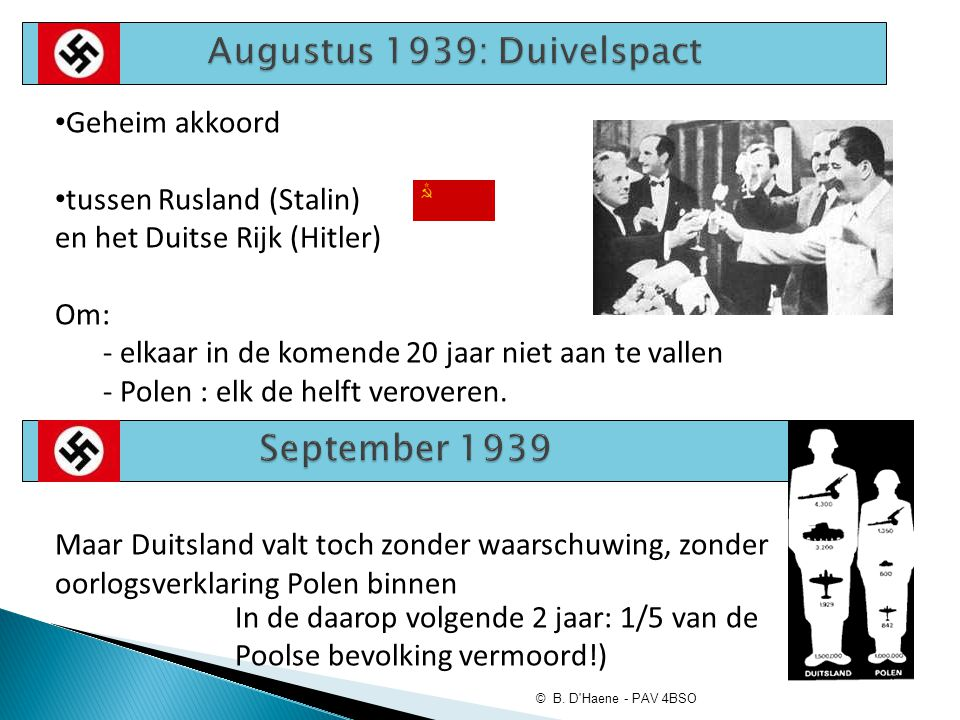 Augustus 1939: Duivelspact