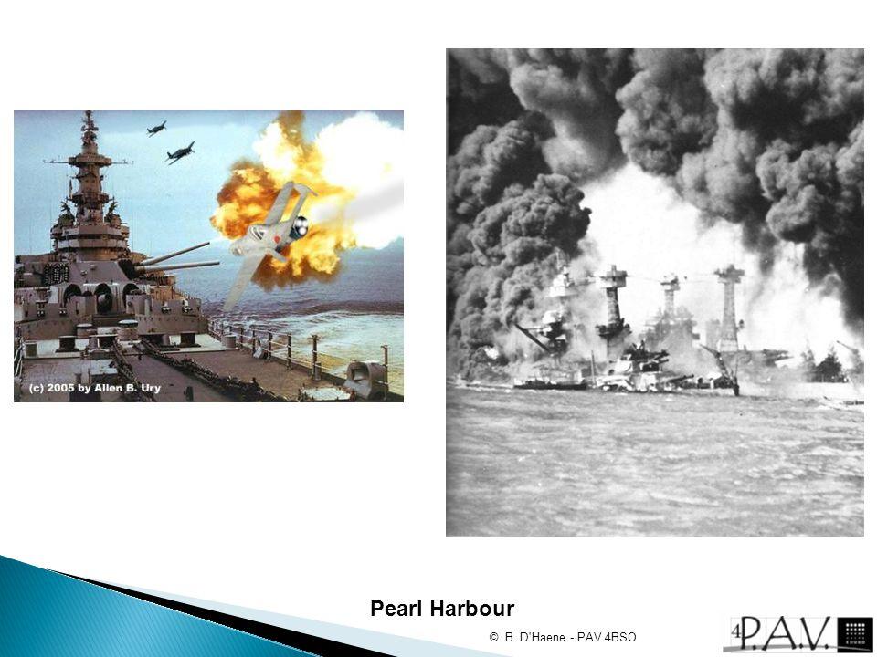 Pearl Harbour © B. D Haene - PAV 4BSO
