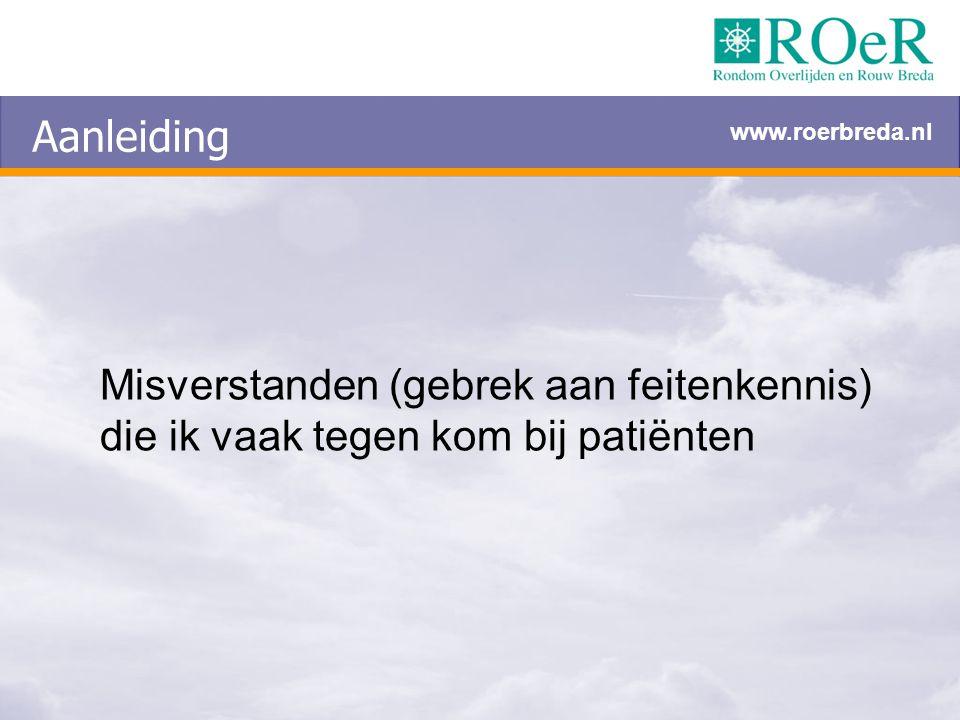 Aanleiding www.roerbreda.nl.