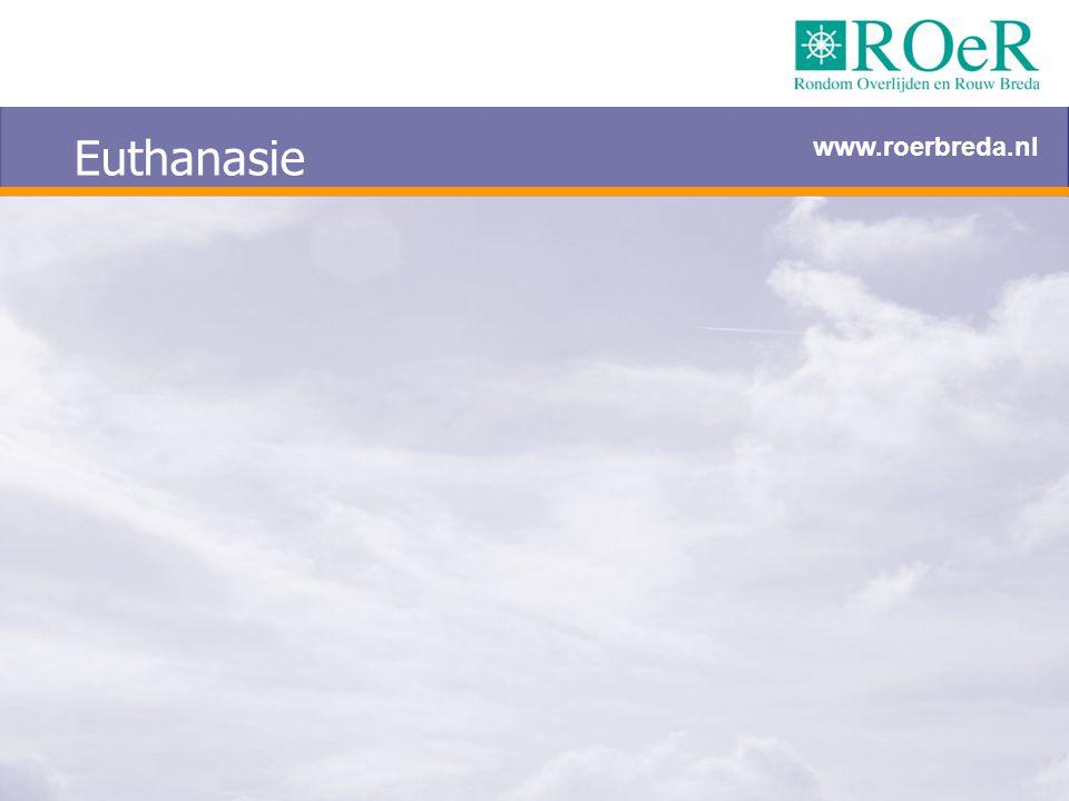 Euthanasie www.roerbreda.nl