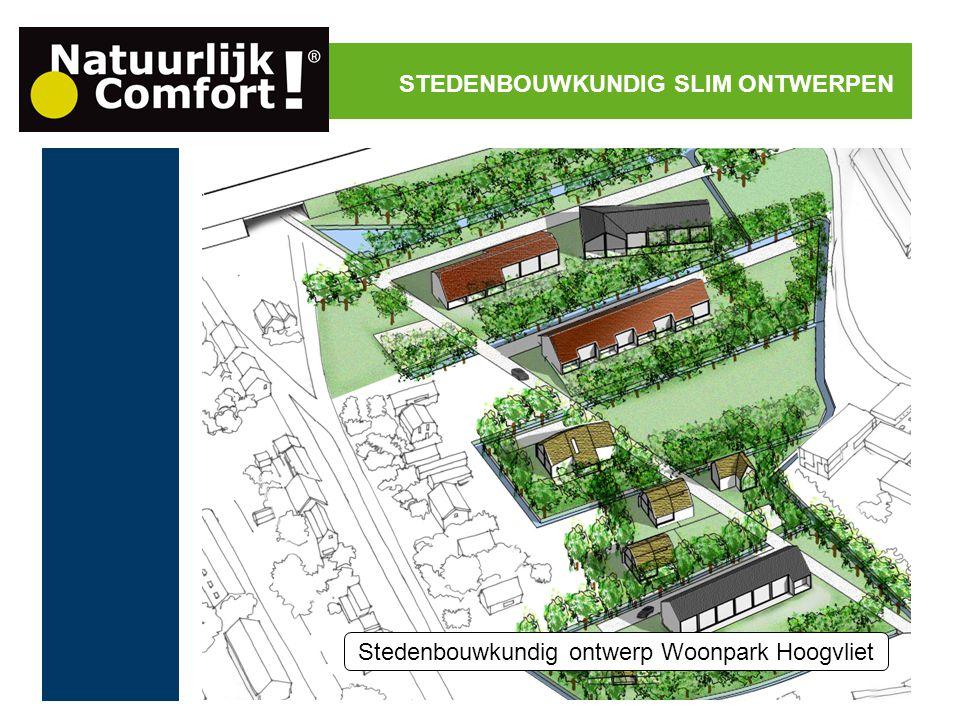Stedenbouwkundig ontwerp Woonpark Hoogvliet