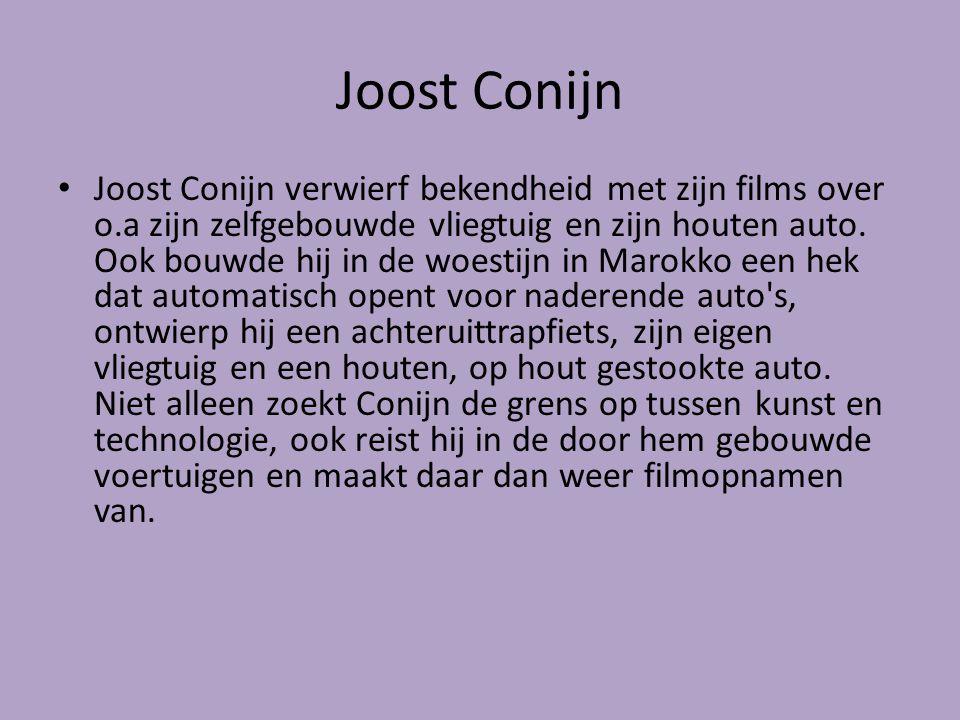 Joost Conijn