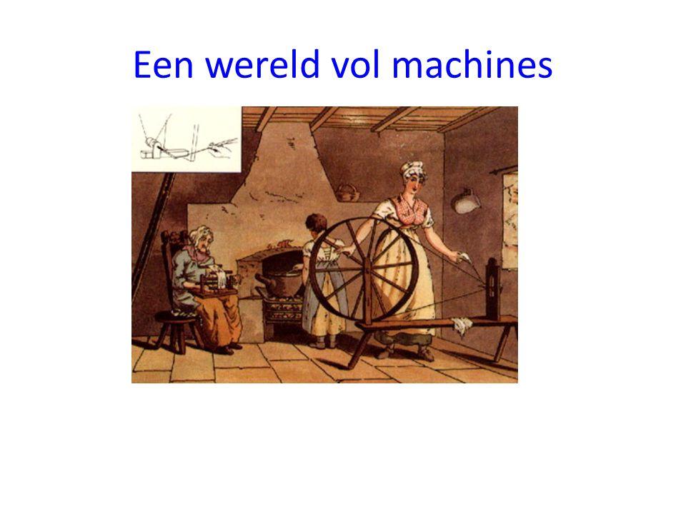 Een wereld vol machines