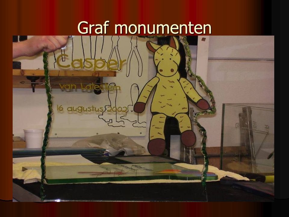 Graf monumenten