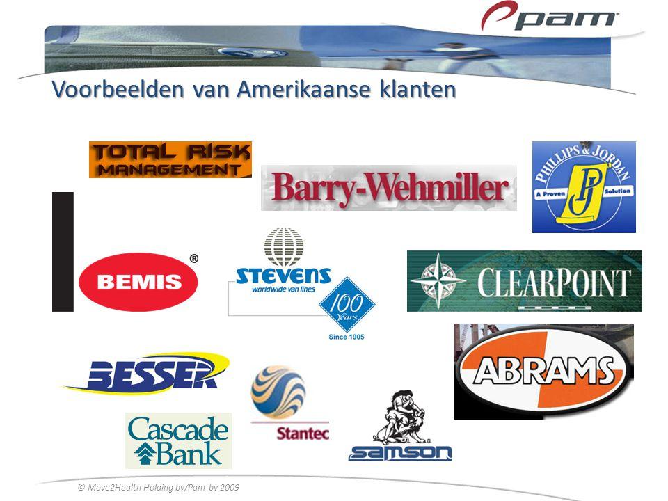 Voorbeelden van Amerikaanse klanten