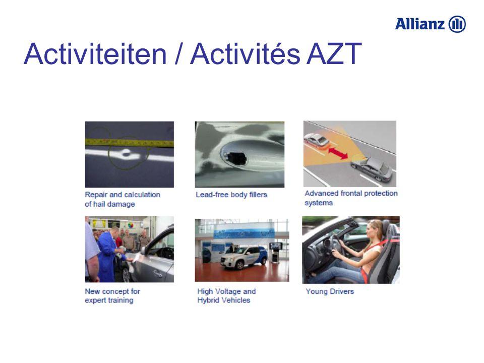 Activiteiten / Activités AZT