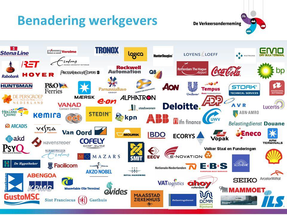 Benadering werkgevers