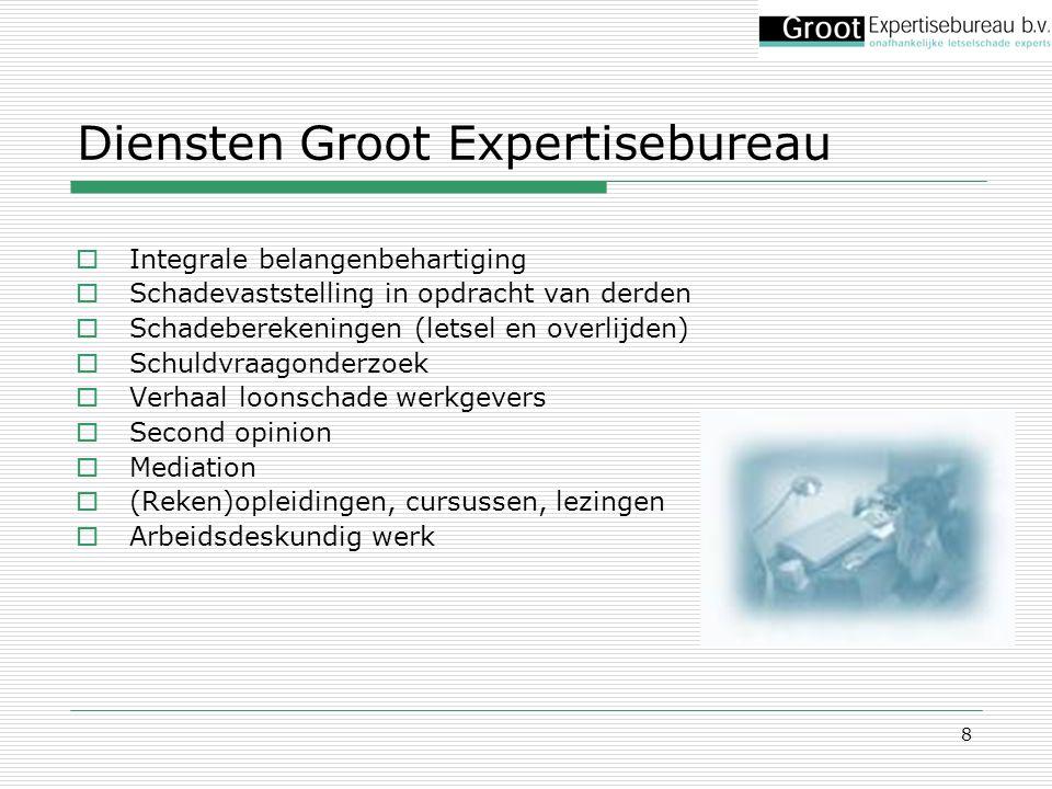 Diensten Groot Expertisebureau