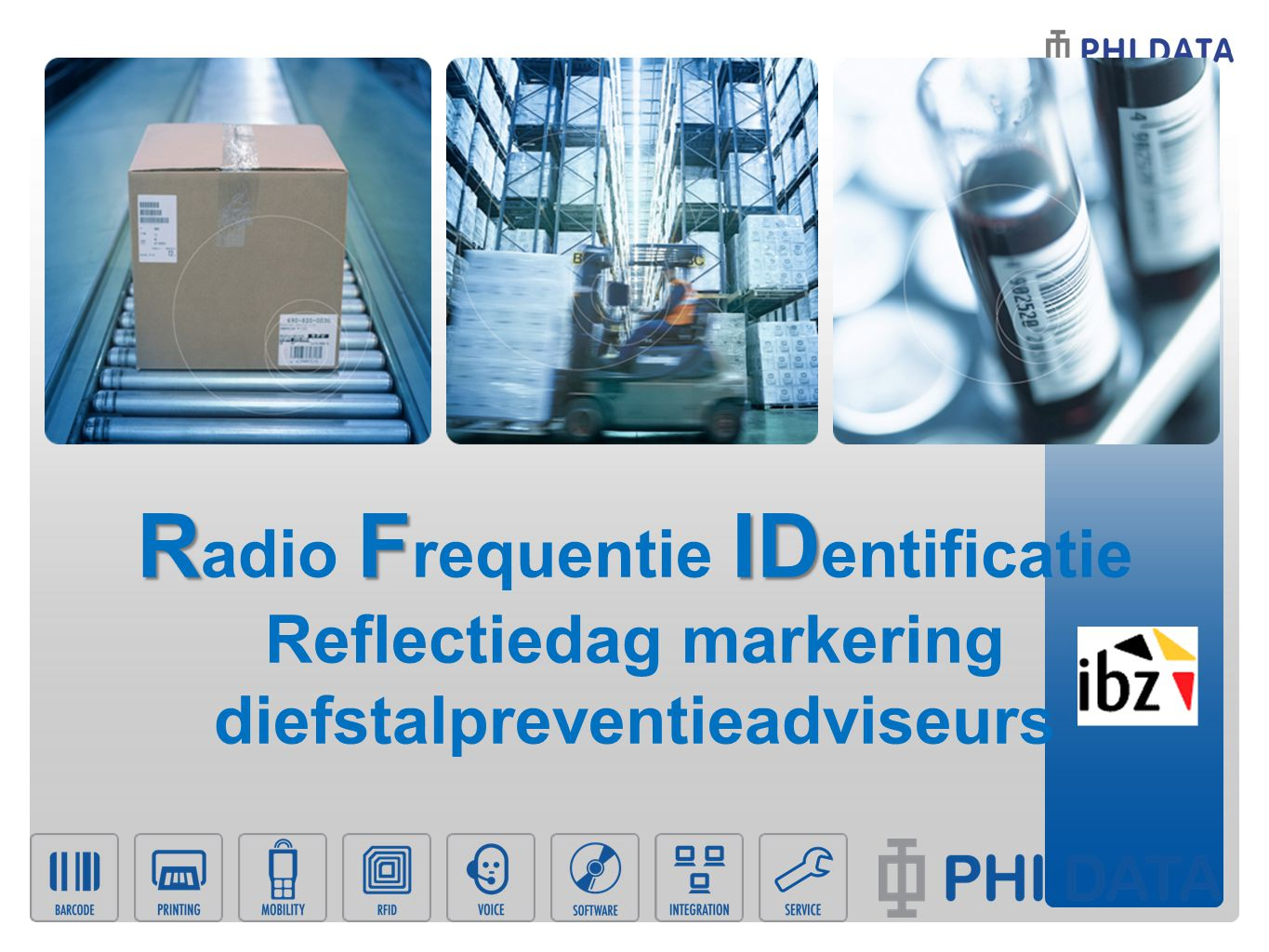 Radio Frequentie IDentificatie