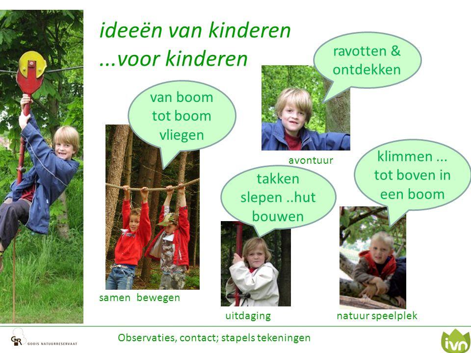 ideeën van kinderen ...voor kinderen