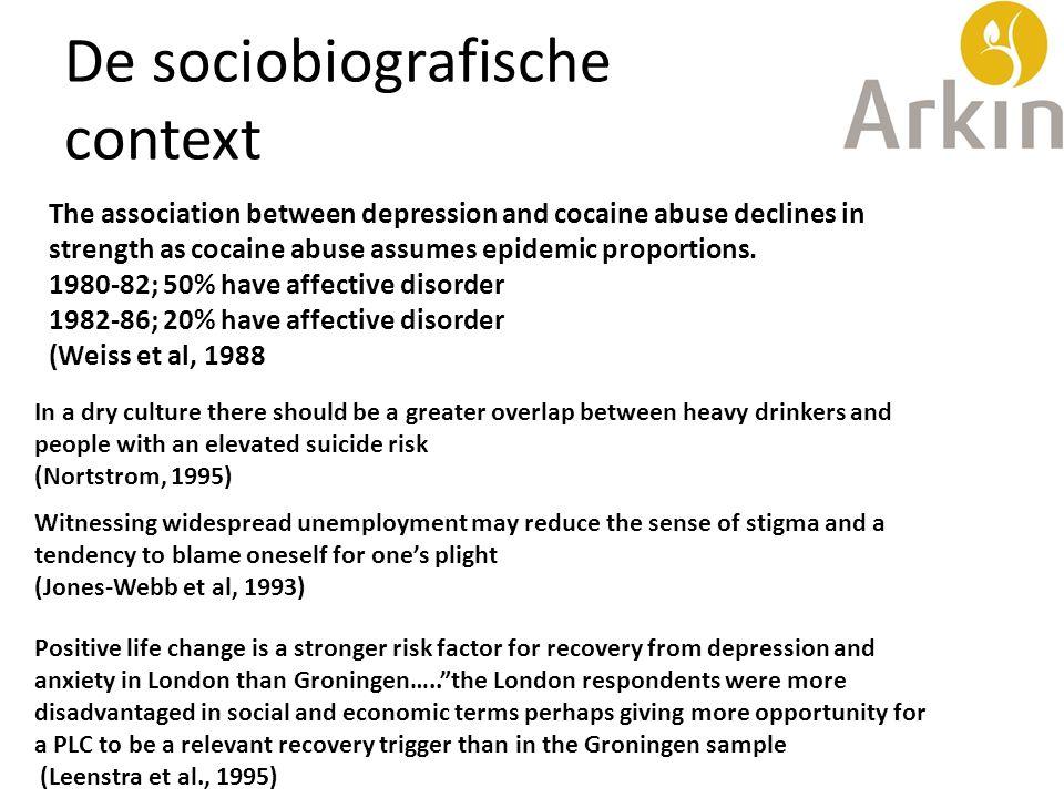 De sociobiografische context
