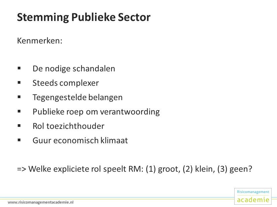 Stemming Publieke Sector