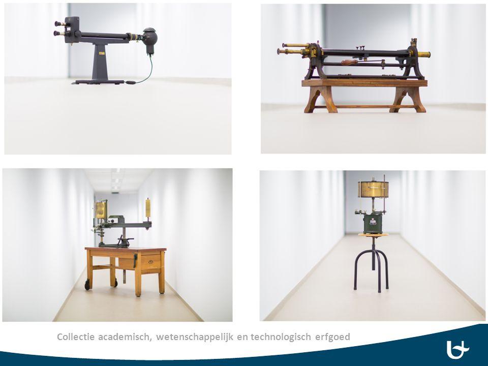 Collectie academisch, wetenschappelijk en technologisch erfgoed
