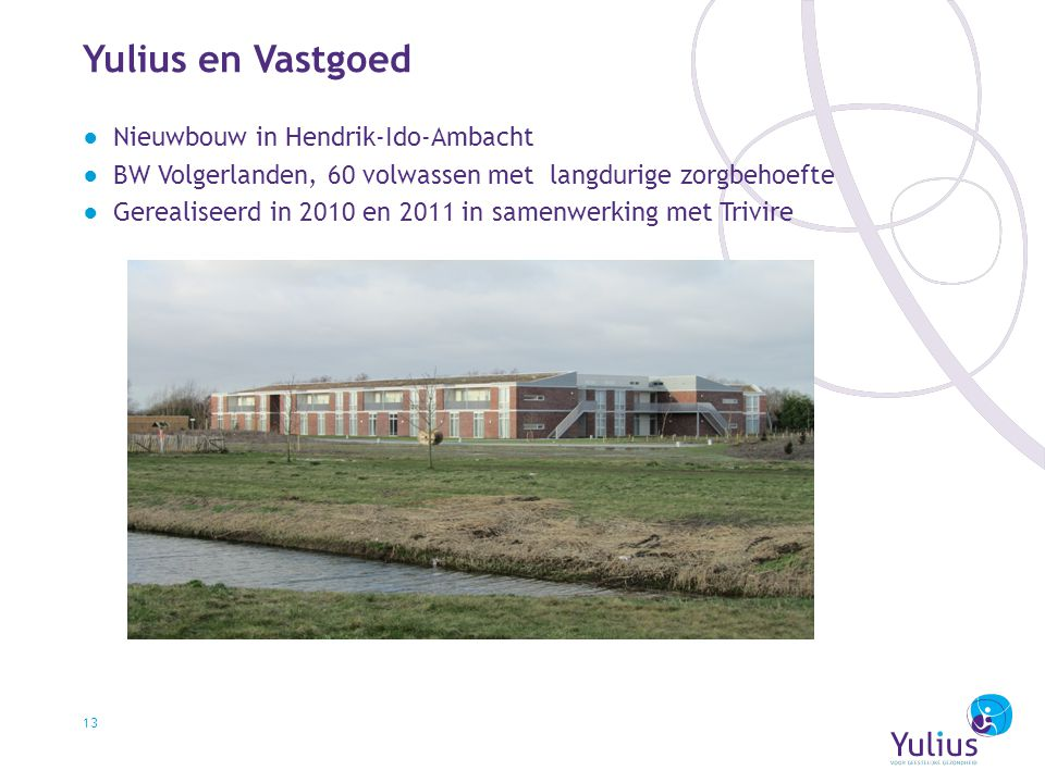 Yulius en Vastgoed Nieuwbouw in Hendrik-Ido-Ambacht