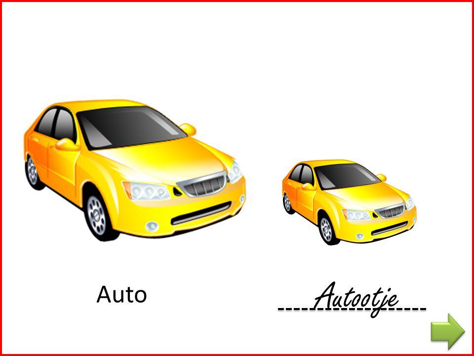 Autootje Auto