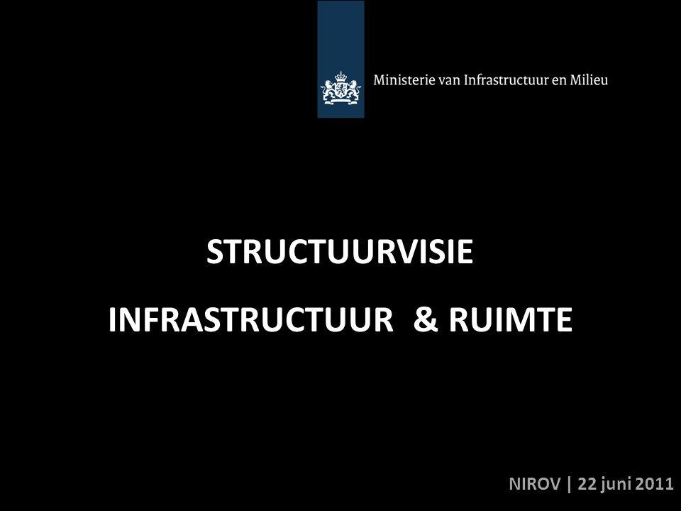 INFRASTRUCTUUR & RUIMTE