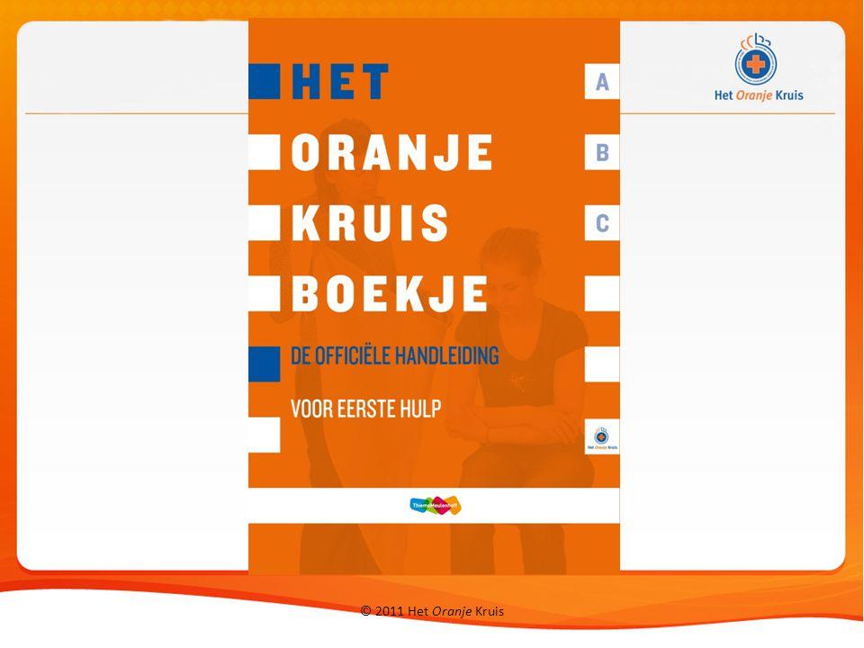 Overzicht 26e druk Hans van der Pols © 2011 Het Oranje Kruis