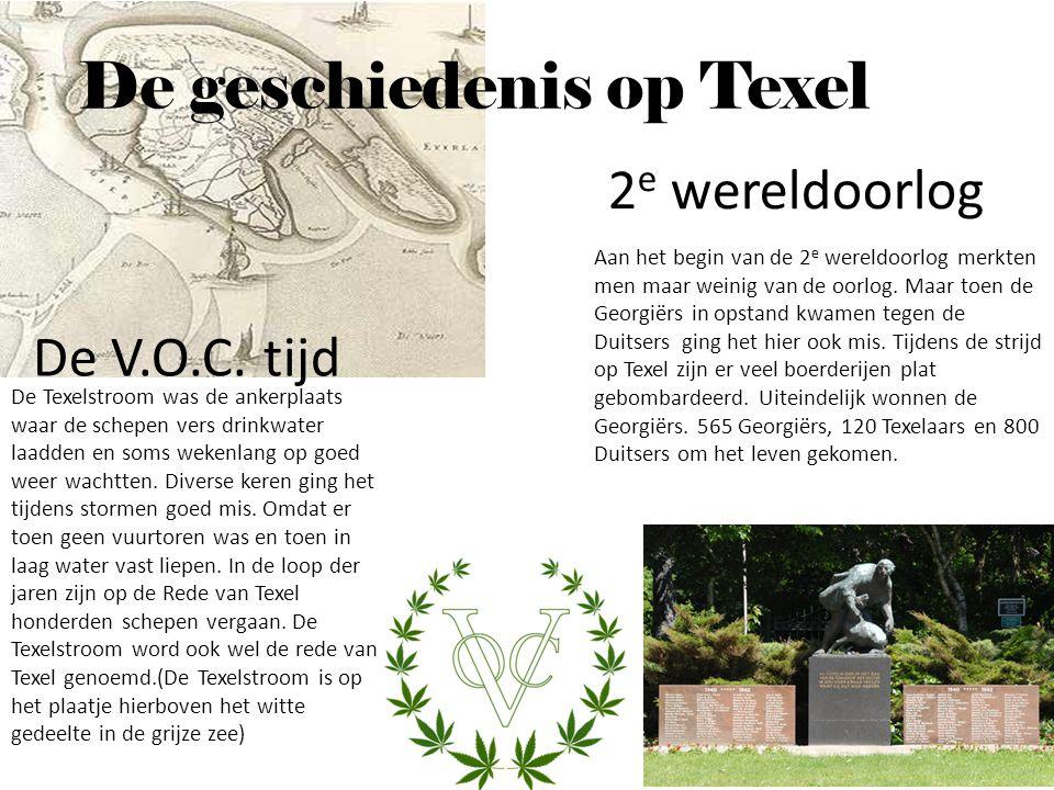 De geschiedenis op Texel