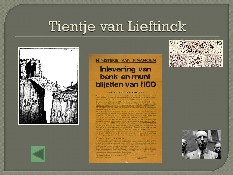 Tientje van Lieftinck