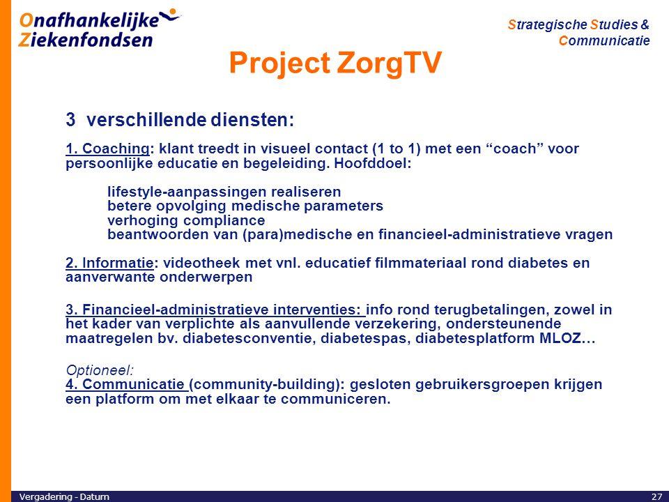 Project ZorgTV