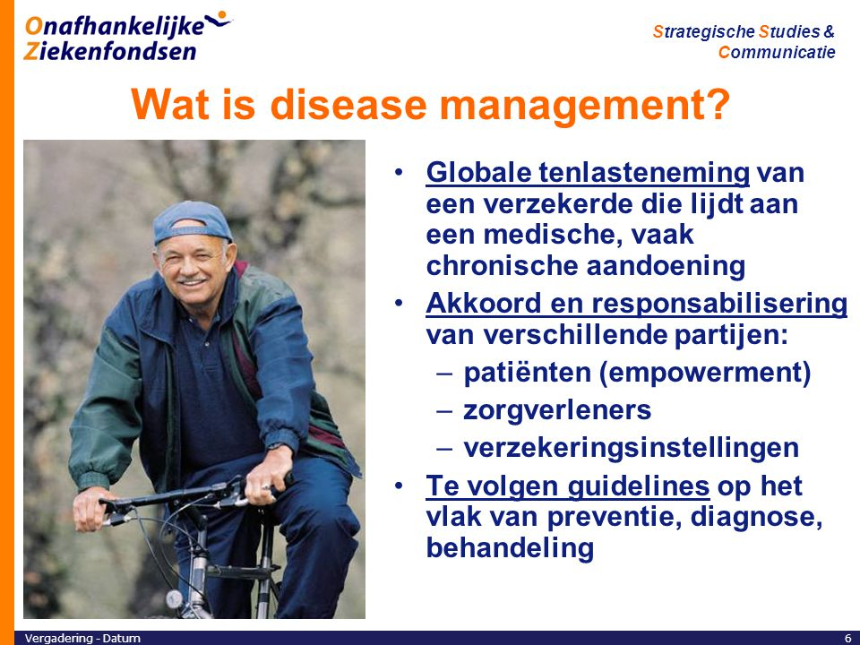 Wat is disease management