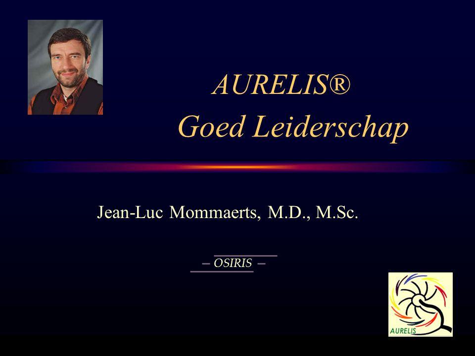 Jean-Luc Mommaerts, M.D., M.Sc.