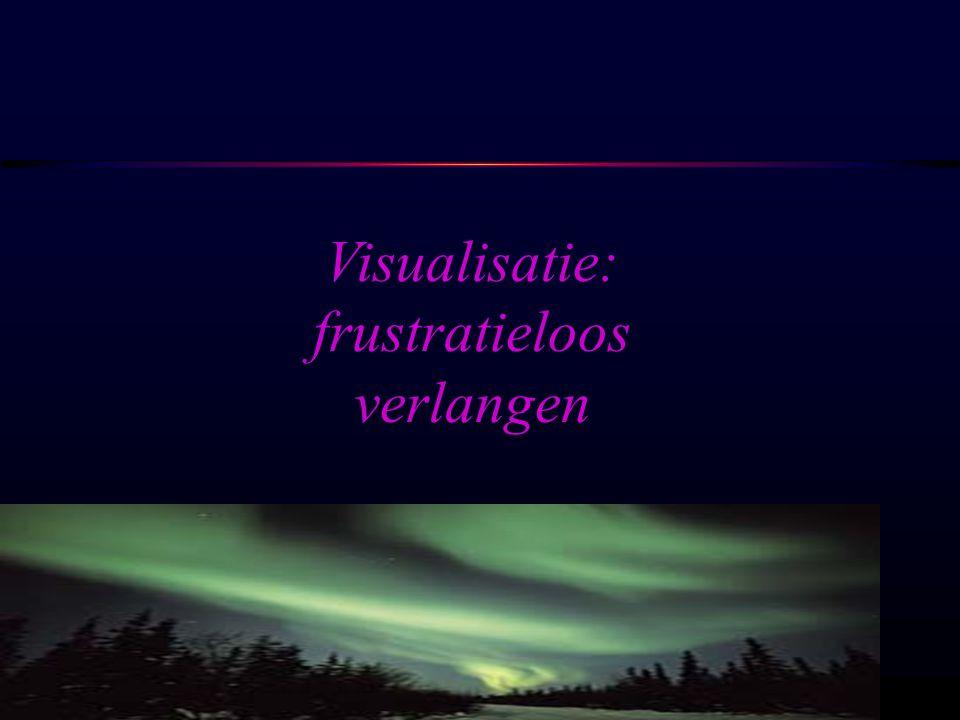 Visualisatie: frustratieloos verlangen