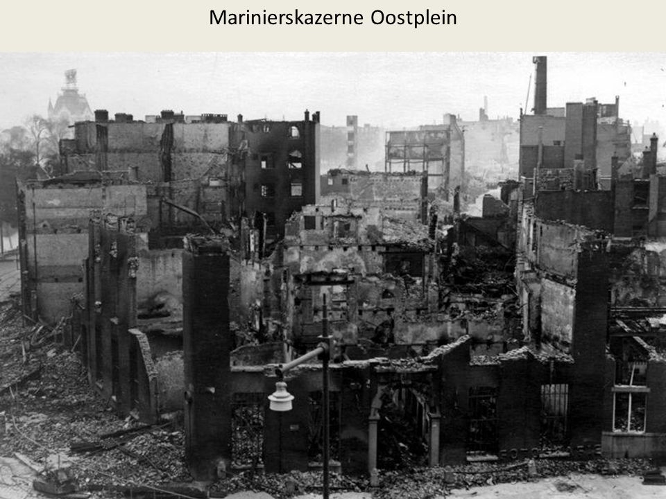 Marinierskazerne Oostplein