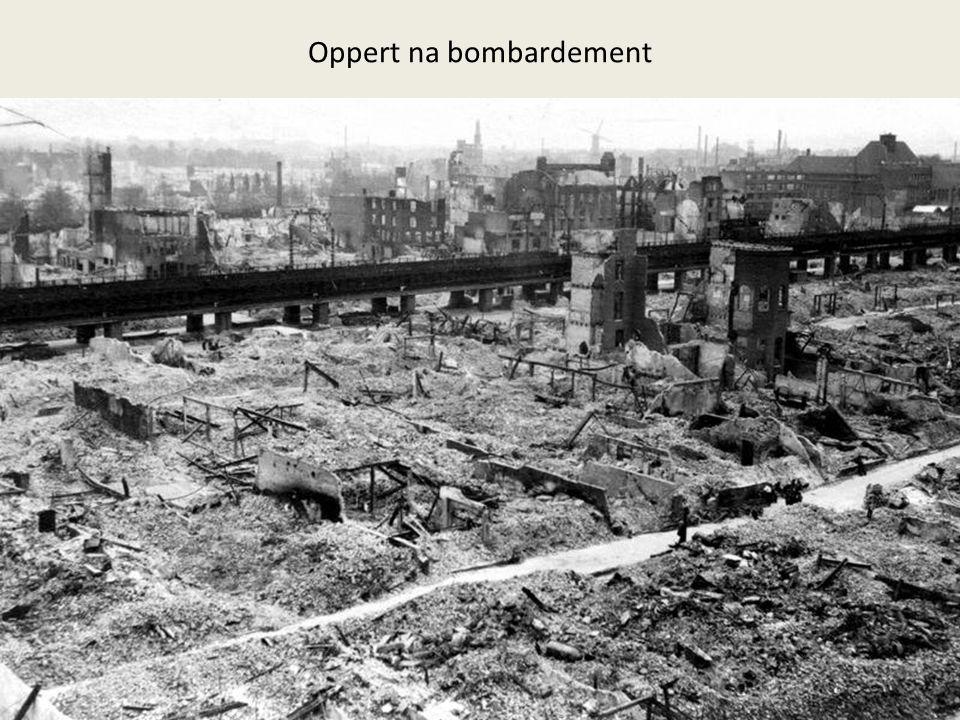Oppert na bombardement