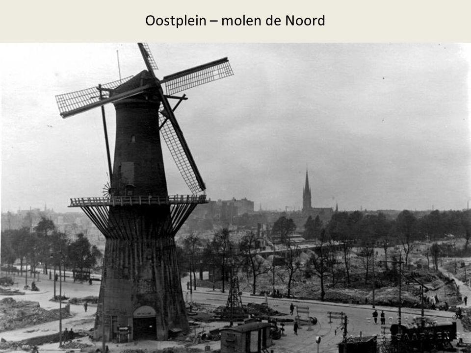 Oostplein – molen de Noord