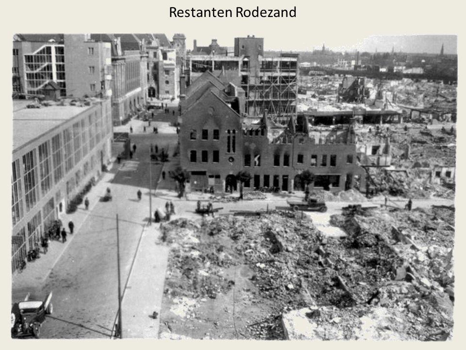 Restanten Rodezand
