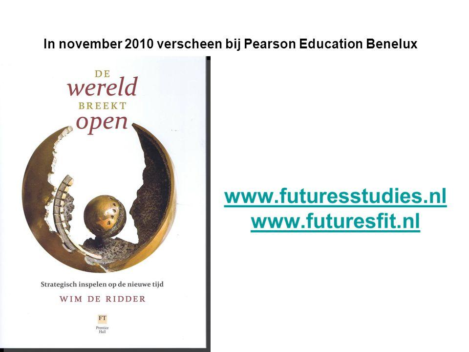 In november 2010 verscheen bij Pearson Education Benelux