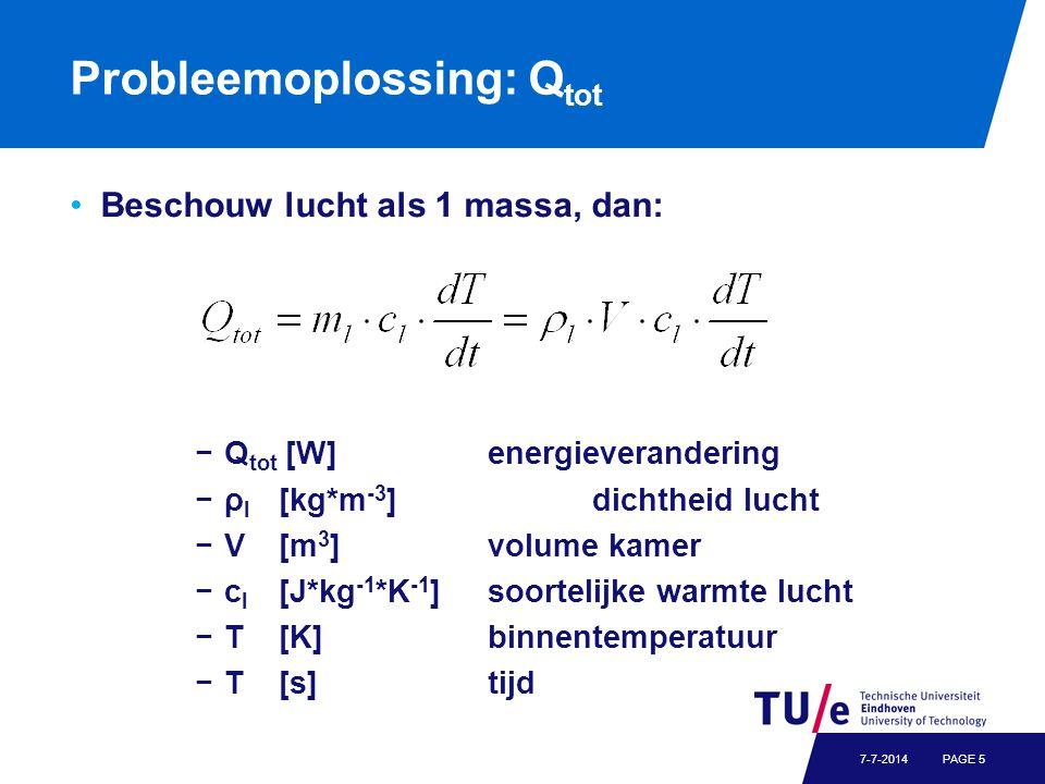 Probleemoplossing: Qprod