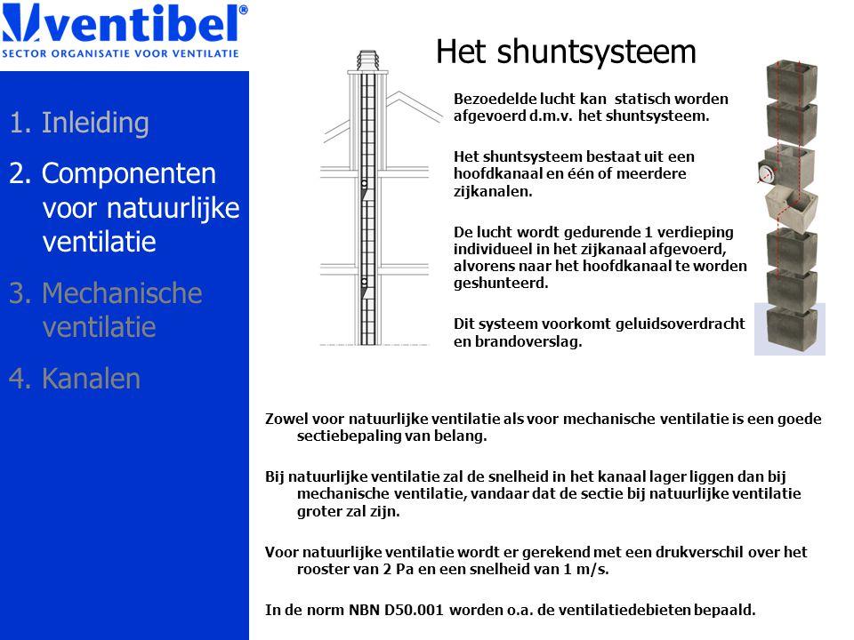 Het shuntsysteem 1. Inleiding