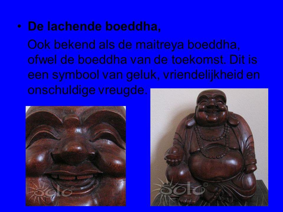 De lachende boeddha,