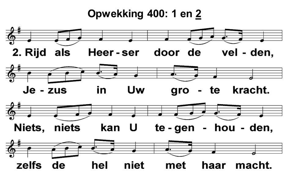 Opwekking 400: 1 en 2